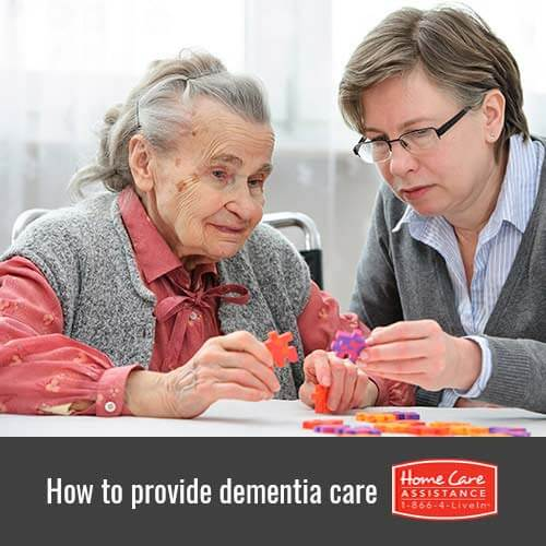 How to Provide Dementia Home Care for Seniors in Tucson, AZ
