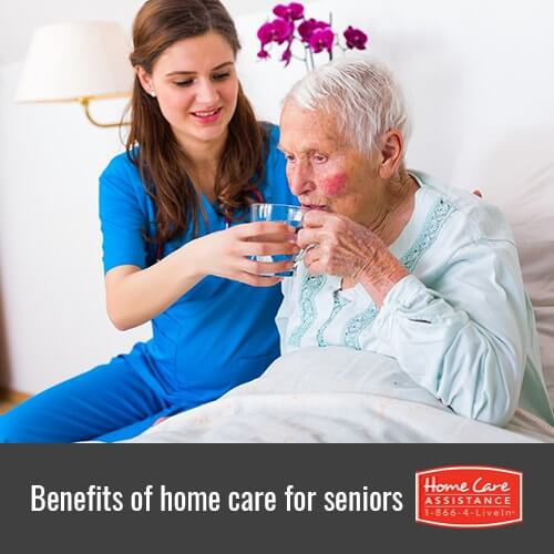 Benefits of In-Home Care for Seniors in Tucson, AZ