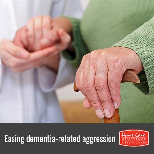 How to Alleviate Seniors with Dementia-Related Aggression in Tucson, AZ