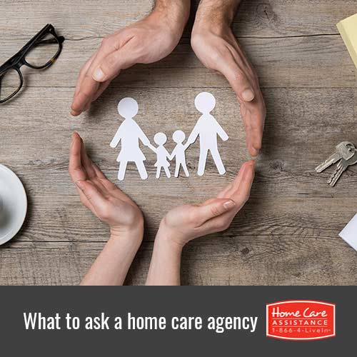 Good Questions to Ask a Home Care Agency in Tucson, AZ