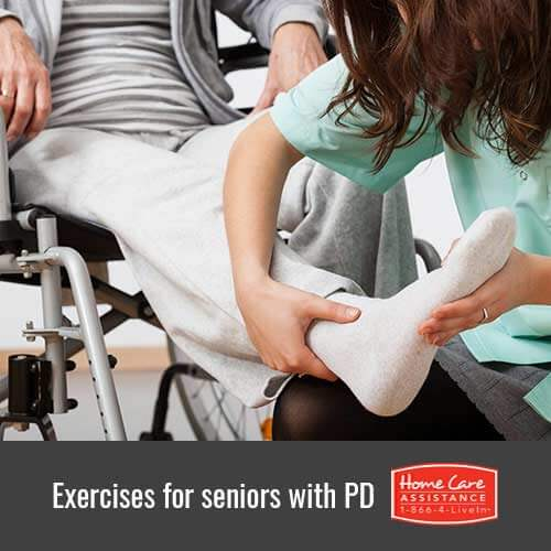 Excellent Exercises for Seniors with Parkinson's in Tucson, AZ
