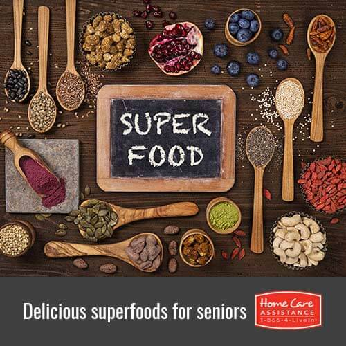 4 Essential Superfoods for Senior Health in Tucson, AZ