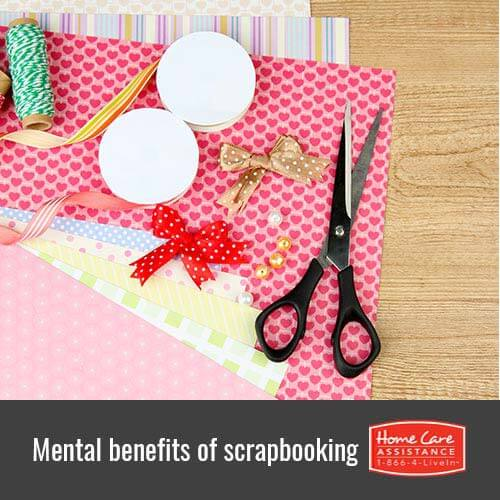 Cognitive Health Benefits of Scrapbooking in Tucson, AZ