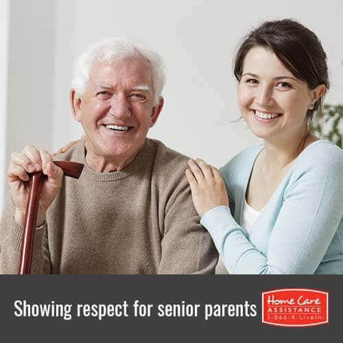 How to Show Respect for Your Elderly Parents in Tucson, AZ