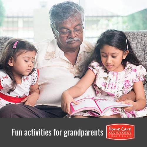 Activities for Seniors and Their Grandchildren in Tucson, AZ