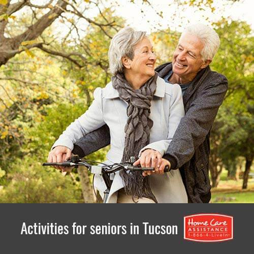 Leisure Activities for Seniors in Tucson, AZ