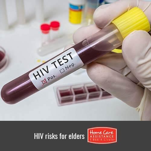 The Dangers of HIV in Elders in Tucson, AZ