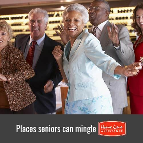 Great Social Places for the Elderly to Meet Other Seniors in Tucson, AZ
