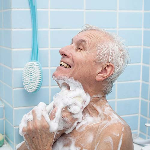 Safety Bathing Tips for Elderly in Tucson, AZ