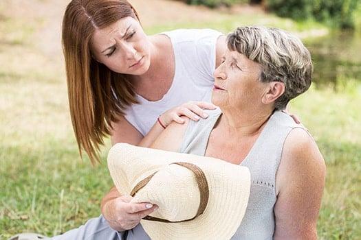 Warnings of Heat Stroke to Watch for in Seniors in Tucson, AZ