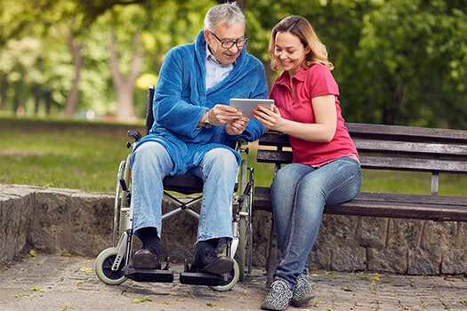 Caregiving and Technology in Tucson, AZ