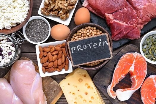 Protein Requirement in Aging Adults in Tucson, AZ
