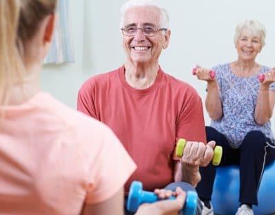 Exercises for Seniors with Parkinson's in Tucson, AZ
