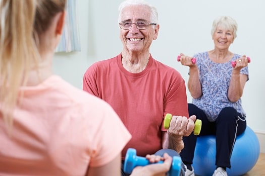 Exercises for Seniors with Parkinson's in Tucson, AZ