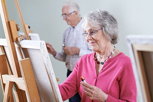 Meaningful Activities for Older Adults with Dementia in Tucson, AZ