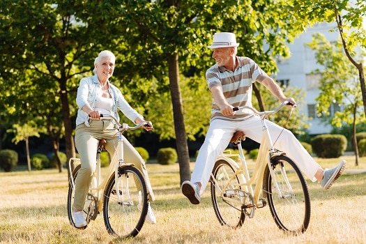 Helping Older Adults Start an Exercise Regimen in Tucson, AZ
