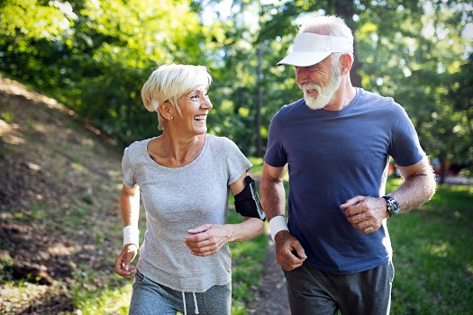 Can Exercise Reduce an Aging Adult's Injury Risk? in Tucson, AZ