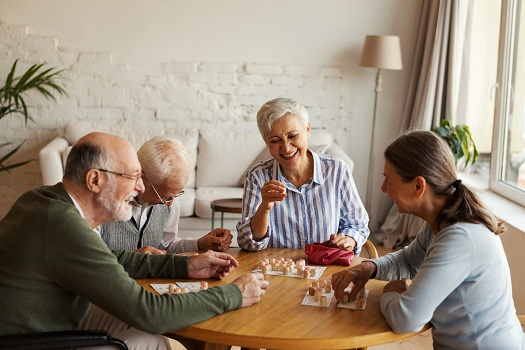 Ideal Brain Games for Aging Adults with Parkinson in Tucson, AZ